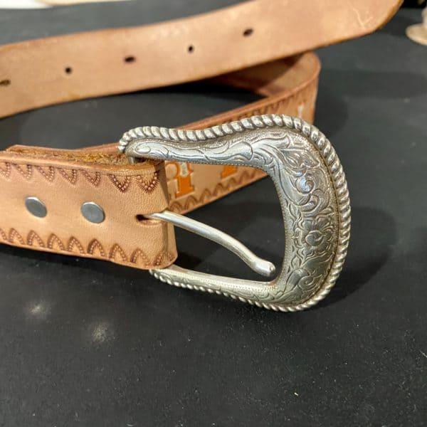 western belt buckle